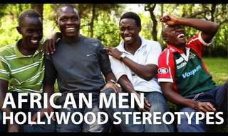 African Men vs. Hollywood!