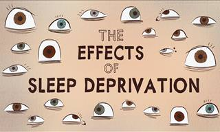 A Lack of Sleep Can Cause These Detrimental Effects!