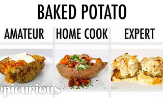 From Beginner to Chef - 4 Delicious Baked Potato Recipes
