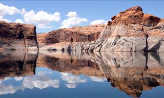 Take a Relaxing Boat Ride Through Lake Powell-Glenn Canyon