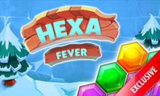 Play the Addictive Bejeweled Puzzle Game: Hexa Fever