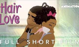 Hair Love: A Beautiful Animated Short Film