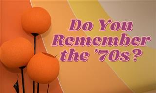 QUIZ: Do You Remember the '70s?