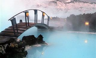 9 of the Most Beautiful Hot Springs in the World