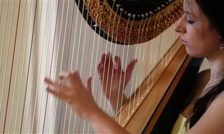 This Harpist Will Leave You Mesmerized…