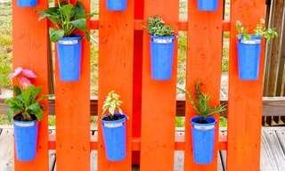 20 Innovative Ways to Create a Vertical Garden