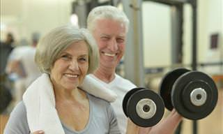 Study Finds There's No Age Limit to Start Strength Building Exercises