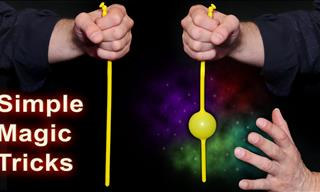 Easy and Fun Magic Tricks to Try at Home!