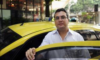 Joke: Revenge of a Taxi Passenger