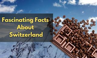 8 Little-Known but Fascinating Facts About Switzerland