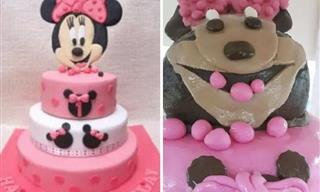 17 Terrible Cake Fails That Will Give You a Good Laugh!