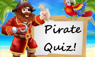 Quiz: How Much Do You Know About Pirates?