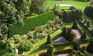 9 Famous and Beautiful Topiary Gardens!