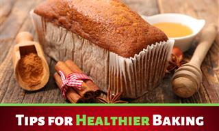 8 Useful Tips for Healthier Baking You MUST Try Today