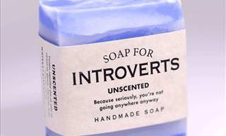 The Most Hilarious Bars of Soap Ever