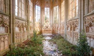 The Haunting Beauty of Abandoned Churches in 13 Images