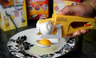Egg Gizmos Seen on TV: Let's Test Them!