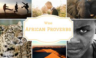Very Wise African Proverbs