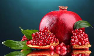 Weightlifters Demonstrate True Pomegranate Power
