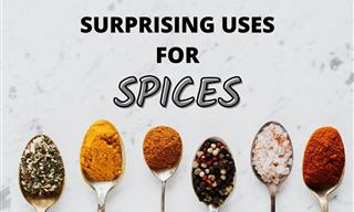 9 Unexpected Ways to Use Spices
