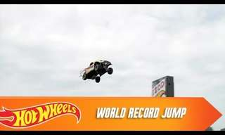 A Jump or a Flying Car? - Incredible!