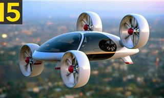 These Cool Flying Cars Will Change the Future of Traveling