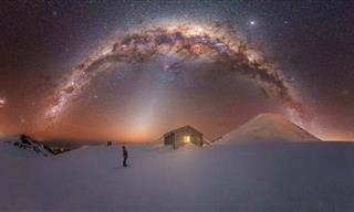 These Photos Capture the Ethereal Beauty of Our Galaxy