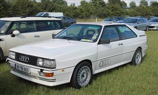 There's No Way You Can Put Five In a Quattro