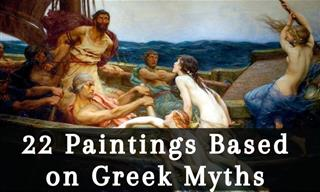 22 Paintings That Brought To Life Greek Myths and Legends