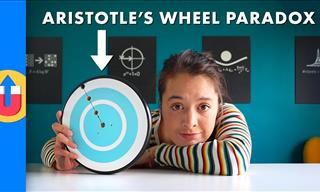 Science Lesson: Aristotle's Baffling Wheel Paradox SOLVED