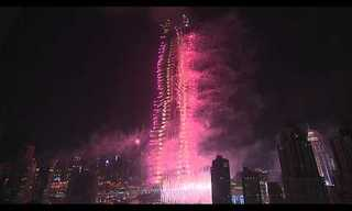 The Amazing Way Dubai Celebrates