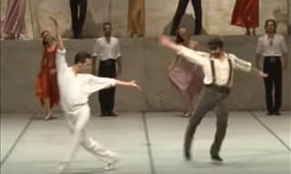 Zorba The Greek Ballet Performance