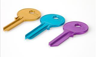 So Helpful: How to Make a DIY Copy of Your Key!