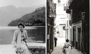 There is a Mystery Behind These Beautiful Vintage Photos