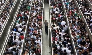 17 Different Views of Rush Hour Around the World