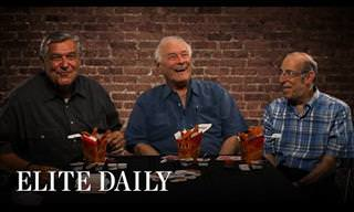 What Happens When You Let Old Men Tell Jokes...