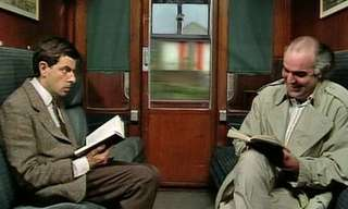 Classic Comedy: Mr. Bean Takes the Train