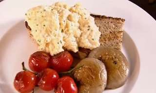 Gordon Ramsay's Perfect Scrambled Egg