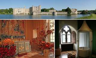 10 Extraordinary Castles Built for Love