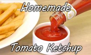 Make Your Own Ketchup at Home