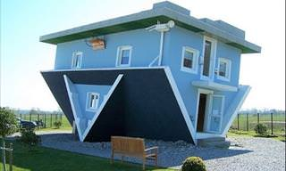 The Weirdest Houses Ever Built