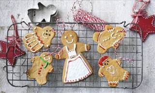 This Is How to Make Delicious Christmas Ginger Biscuits