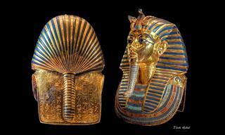 The Face Behind the Mask of Tutankhamun
