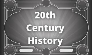 QUIZ: Can You Beat Our 20th Century History Test?