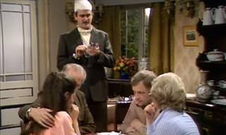 Classic Comedy: The Germans Come to Fawlty Towers