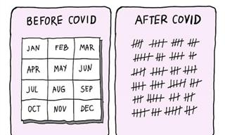 We Can All Surely Relate to These COVID-19 Comics