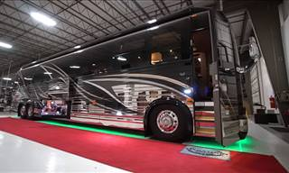 Tour of a $2.8 Million RV