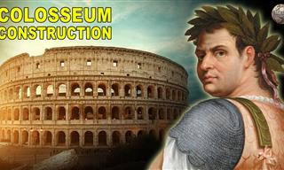 The Roman Colosseum's Construction Was a Remarkable Feat!