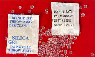 15 Uses for Silica Gel Packets