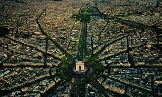 Paris Is Beautiful, Especially From Above.